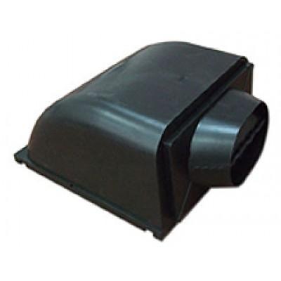 Адаптеры пластиковые со встроенным клапаном расхода воздуха КС