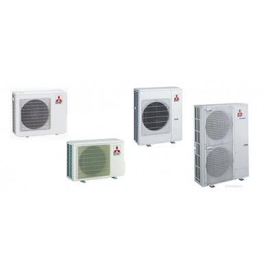 Мультсистемы Mitsubishi Electric бытовой серии MXZ и MUX