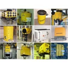 Промышленные фильтры воздуха