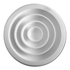 Airone ДФА - веерный алюминиевый диффузор с клапаном