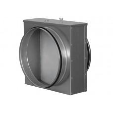 Фильтры кассетные для круглых каналов FKS