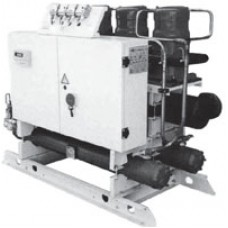 Чиллеры типа HWH 051-162 S/Z/P с водяным охлаждением конденсаторов