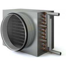 Водяные нагреватели для круглых каналов WWK