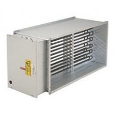 Канальный воздухонагреватель RB для установки в каналах прямоугольного сечения