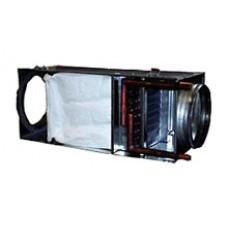 Водяной воздухонагреватель VBF с фильтром
