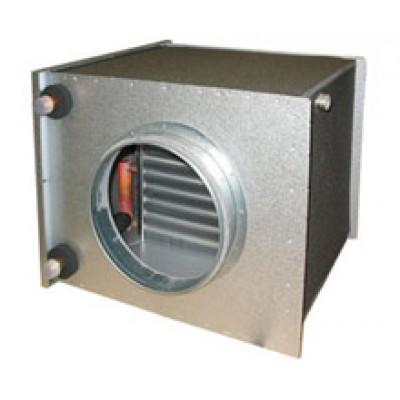 Водяной воздухоохладитель для круглых каналов CWK
