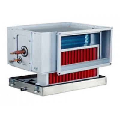 Канальный охладитель DXRE с прямым испарительным охлаждением для прямоугольных воздуховодов
