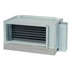 Водяной воздухоохладитель для прямоугольных каналов PGK