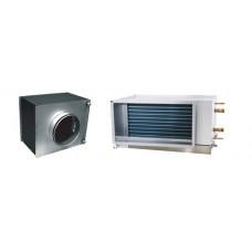 Водяные и фреоновые охладители LV-СD