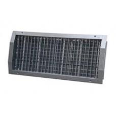 Приточные вентиляционные решетки с регулируемыми жалюзи NOVA-C