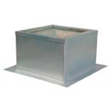 Крышный шумоглушитель SSV для вентиляторов DVV