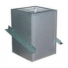 Крышный шумоглушитель SSVE для крыши с уклоном