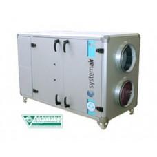 Компактные горизонтальные агрегаты Topvex SR