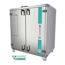 Компактный вертикальный агрегат Topvex