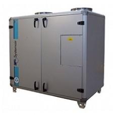 Компактный вертикальный агрегат Topvex TR AHU