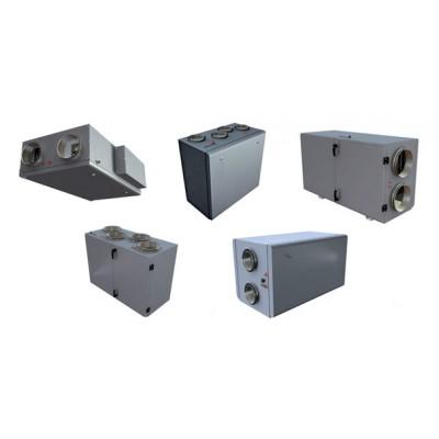 Вентустановки с рекуперацией тепла LV-PACU, LV-RACU