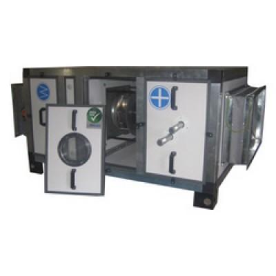 Напольные приточные установки с фреоновым охладителем