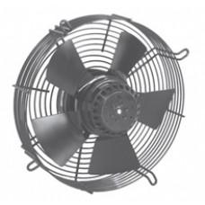 Осевые вентиляторы ВО с защитной решеткой серии 02