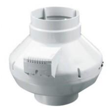 Вентиляторы канальные ВК...E в пластиковом корпусе
