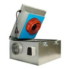 Вентиляторы для круглых каналов cерии KVKE EC