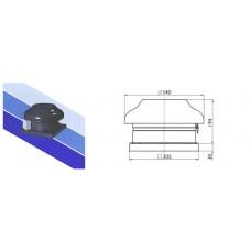 Крышные вентиляторы Ostberg TKS 300 A/B/C