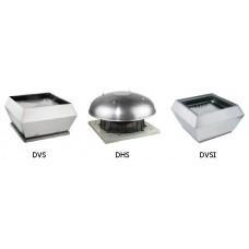 Крышные вентиляторы DVS/DHS/DVSI