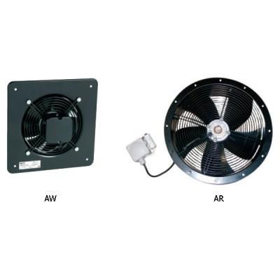 Осевые вентиляторы cерии AW/AR