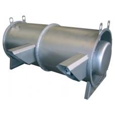 Осевые вентиляторы дымоудаления HABV-G