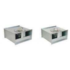 Вентиляторы для прямоугольных каналов KE/KT