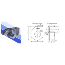 Центробежные вентиляторы Ostberg RFT 400